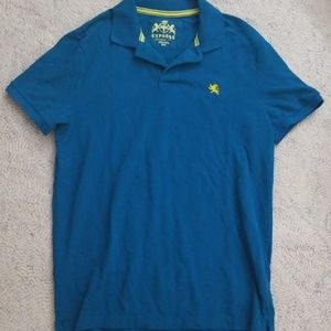 M Express polo shirt